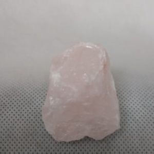 2 Rough Rose Quartz Crystal